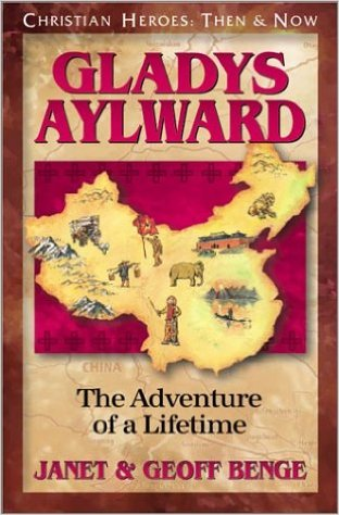 Gladys Aylward book   Journey with Jill