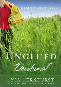 Unglued Devotional   Journey with Jill