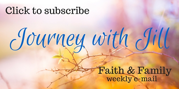 Journey with Jill subscribe