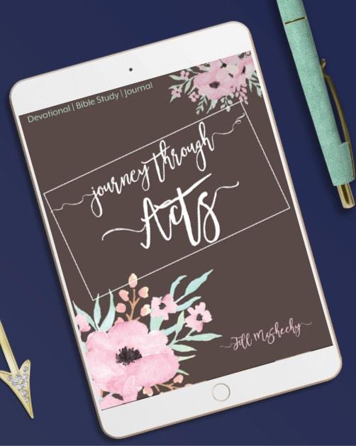 Journey through Acts Ebook