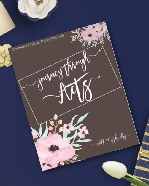 Journey through Acts Bible Study