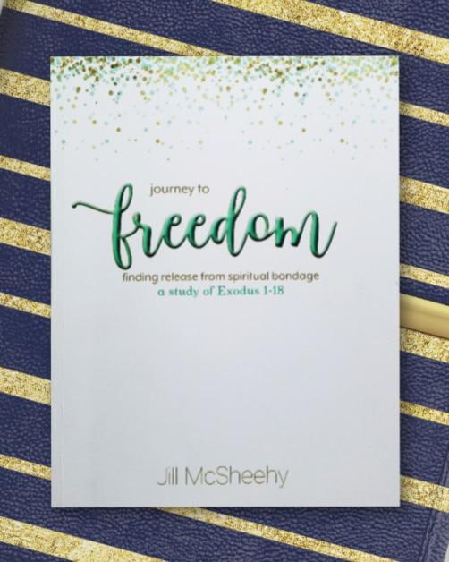 journey to freedom bible study